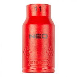 "Dugókulcs hatlapú 1/2"" 11mm 1000V, szigetelt, NEO"