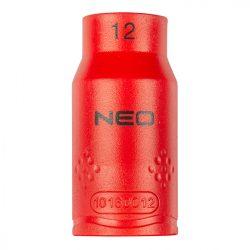 "Dugókulcs hatlapú 1/2"" 12mm 1000V, szigetelt, NEO"