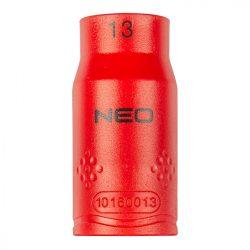 "Dugókulcs hatlapú 1/2"" 13mm 1000V, szigetelt, NEO"