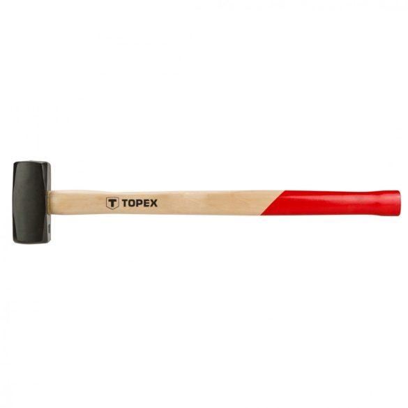 Kőtörő kalapács 8KG , TOPEX