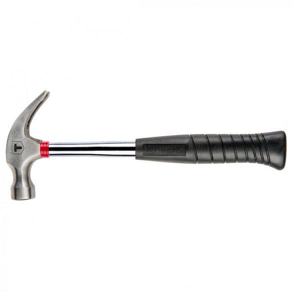 Szeghúzó kalapács, 450g, fémnyéllel