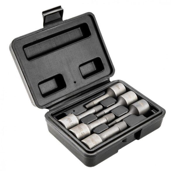 """Törtcsavar-kihajtó készlet 3/8"""" 6db, 2-10mm (M5-M20)"""
