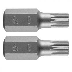Spline bit M8 x30 mm, S2 x2db