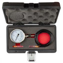 Turbófeltöltő nyomás tesztelő (1 - 3 bar)