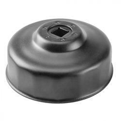 Olajszűrő kulcs 73 mm, 14 pontos, NEO