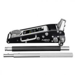 Aluminium Hidraulikus krokodilemelő, 1,25t, 85-375mm
