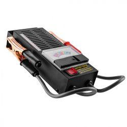 Akkumulátor teszter 100 A, 6/12 V - analog