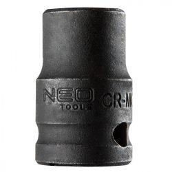 "Gépi dugókulcs 1/2"", 13mm, Cr-Mo, NEO"