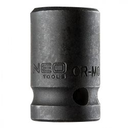 """Gépi dugókulcs 1/2"""", 16mm, Cr-Mo"""