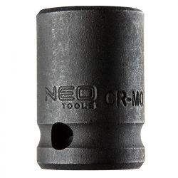 """Gépi dugókulcs 1/2"""", 17mm, Cr-Mo"""