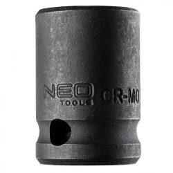 "Gépi dugókulcs 1/2"", 19mm, Cr-Mo, NEO"