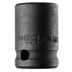 "Gépi dugókulcs 1/2"", 22mm, Cr-Mo, NEO"