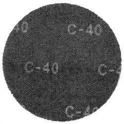 Csiszolóháló 225mm, K40, 10db. , GRAPHITE