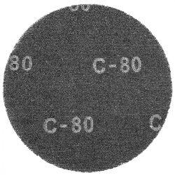 Csiszolóháló 225mm, K80, 10db. , GRAPHITE