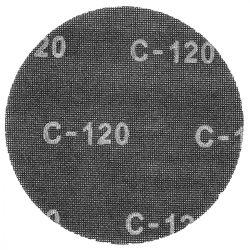 Csiszolóháló 225mm, K120, 10db. , GRAPHITE