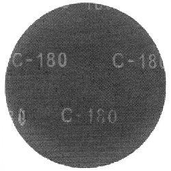 Csiszolóháló 225mm, K180, 10db. , GRAPHITE