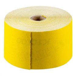 Csiszolópapír 115mm, K100, 50m tekercs