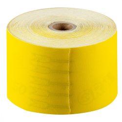 Csiszolópapír 115mm, K150, 50m tekercs, GRAPHITE