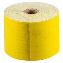 Csiszolópapír 115mm, K180, 50m tekercs