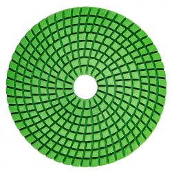 Gyémánt csiszoló- és polírozókorong 125mm, K3000, GRAPHITE