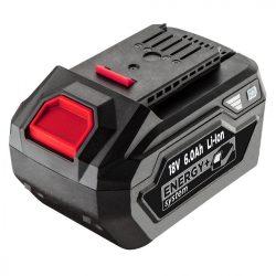 Akkumulátor Energy+, 18V, 6.0Ah