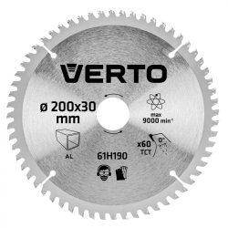 Körfűrészlap 200X30 Z60