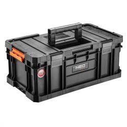 Rakásolható szerszámláda, 530x 310x225mm, System II.