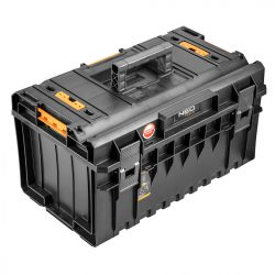 Rakásolható szerszámláda, műanyag, 350, kompatibilis a 82-26x sorozattal