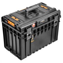 Rakásolható szerszámláda, műanyag, 450, kompatibilis a 82-26x sorozattal