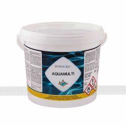Aquamulti hármas hatású kombinált vízkezelő tabletta 3 kg