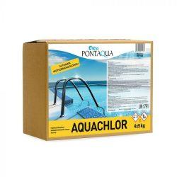 Aquachlor nagy kiszerelésű hipó vegyszeradagolóhoz 4x5 kg