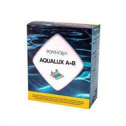 Aqualux A+B oxigénes fertőtlenítő szett