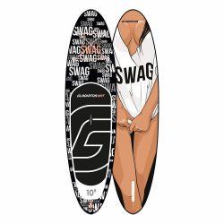 GLADIATOR ART 10.8 SWAG SUP 329x86x15 cm